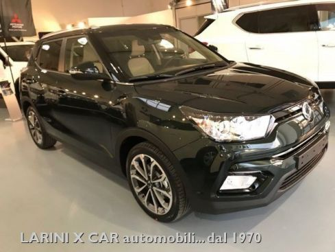 SSANGYONG Tivoli 1.6d 2WD Be Cool