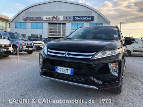 MITSUBISHI Eclipse Cross 1.5 turbo 4WD aut. Intense SPECIAL EDITION