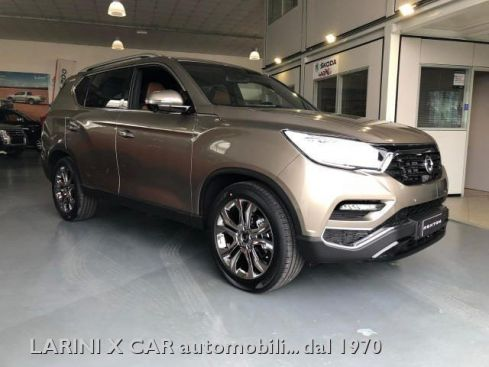 SSANGYONG Rexton 2.2 4WD Icon aut.