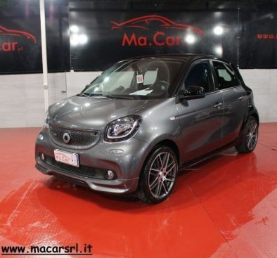SMART ForFour BRABUS 0.9 Turbo twinamic Xclusive