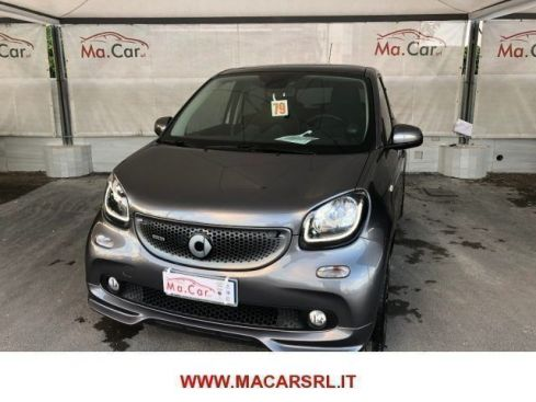 SMART ForFour BRABUS 109 CV Turbo twinamic Xclusive