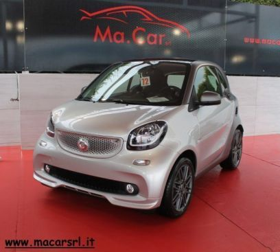 SMART ForTwo BRABUS 0.9 Turbo twinamic