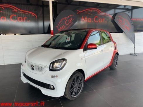 SMART ForFour 70 1.0 twinamic Brabus Style