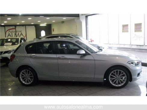 BMW 116  116D ADVANTAGE 5 PORTE