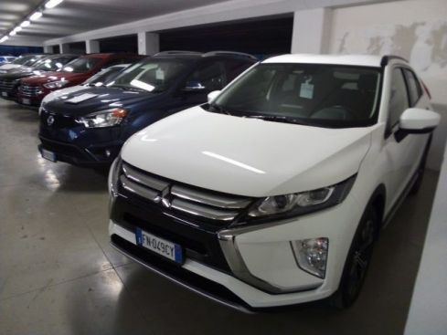 MITSUBISHI Eclipse Cross 1.5 turbo 2WD Intense aut. - Keyless - Telecamera