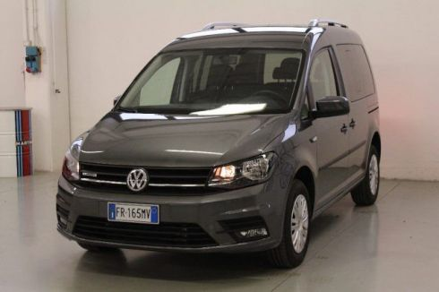 VOLKSWAGEN Caddy 1.4 TGI Plus