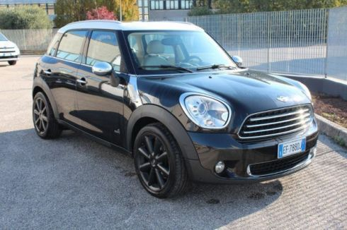 MINI Countryman Mini Cooper D Countryman ALL4