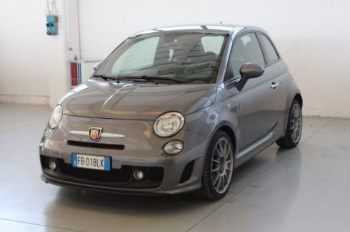 ABARTH 595 C 1.4 Turbo T-Jet 140 CV