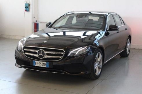 MERCEDES-BENZ E 220 d Auto Premium Plus