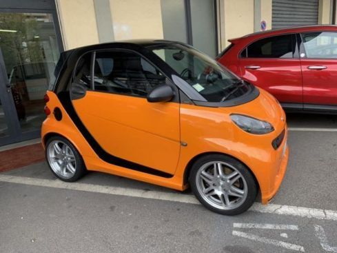 SMART ForTwo 1000 75 kW coupé BRABUS Xclusive