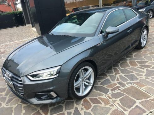 AUDI A5 COUPE' 2.0 TDI 190CV S-TRONIC S-LINE