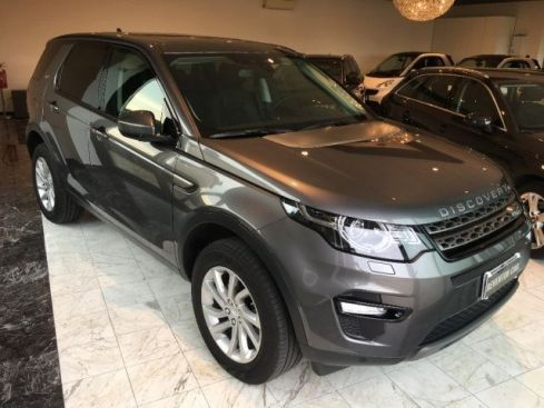 LAND ROVER Discovery Sport 2.0 TD4 180CV SE AUTOMATICO