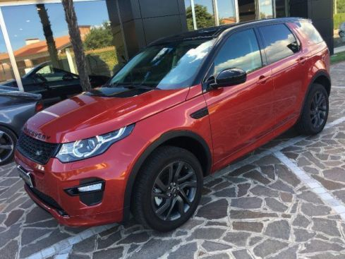 LAND ROVER Discovery Sport 2.0 TD4 150CV DYNAMIC SE AUTOMATICO
