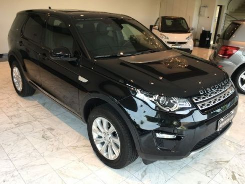 LAND ROVER Discovery Sport 2.0 TD4 180CV HSE AUTOMATICO