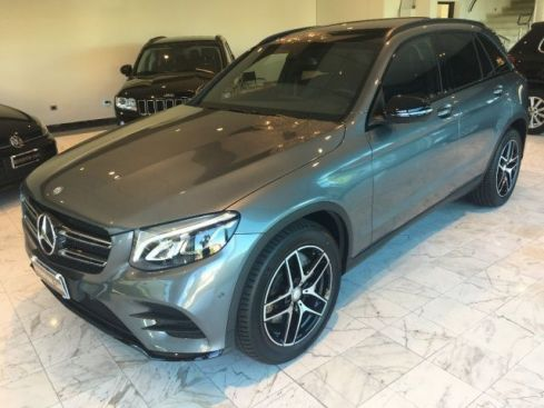 MERCEDES-BENZ GLC 220 d 4Matic Premium AMG + NIGHT PACK 9G-Tronic