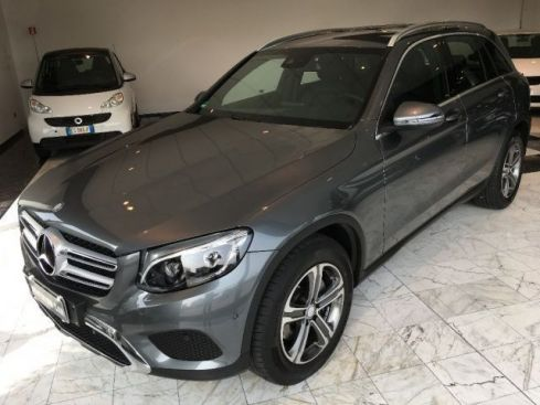 MERCEDES-BENZ GLC 220 d 4Matic Exclusive 9G-Tronic 170cv