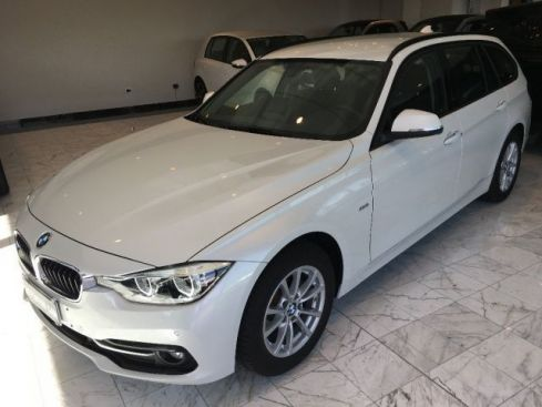 BMW 318 d TOURING SPORT 150CV STEPTRONIC
