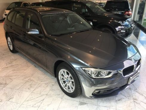 BMW 318 d TOURING ADVANTAGE BUSINESS 150CV STEPTRONIC