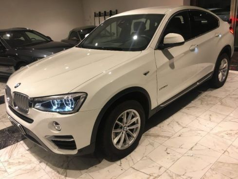 BMW X4 xDrive20d xLine StepTronic 190cv