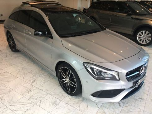 MERCEDES-BENZ CLA 200 d SHOOTING BRAKE AUTOMATIC PREMIUM AMG + NIGHT