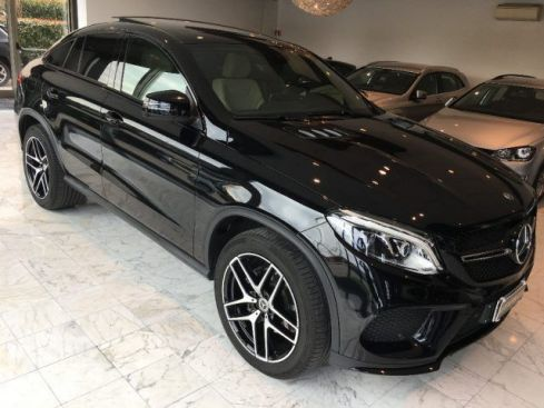 MERCEDES-BENZ GLE 350 d Coupé Premium 258cv 4-Matic AMG + Night