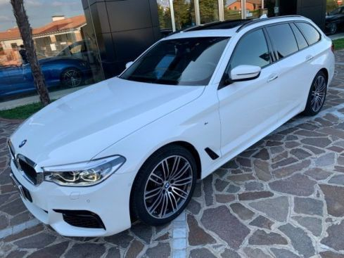 BMW 520 d Touring M-Sport 190cv StepTronic xDrive