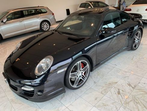 PORSCHE 911 Turbo Coupé Tiptronic 480cv
