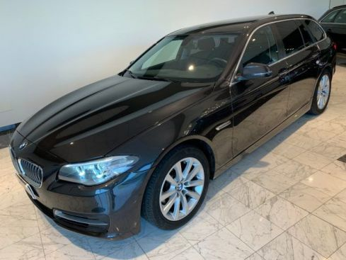 BMW 520 d F11 Touring Business StepTronic 190cv Euro 6