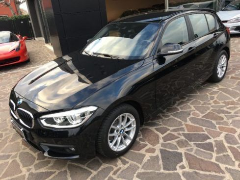 BMW 118 d 150cv StepTronic 5p. Advantage Restyling