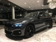 BMW 118 D M-SPORT SHADOW 150CV 5P. MANUALE RESTYLING Usata 2018