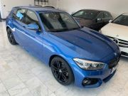 BMW 118 D M-SPORT SHADOW 150CV 5P. STEPTRONIC RESTYLING Usata 2018