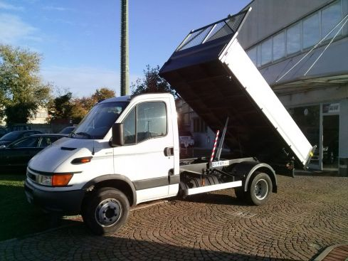 IVECO Daily (1999-2007) ribaltabile trilaterale