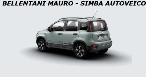 FIAT Panda 1.0 70 cv Launch Edition Hybrid