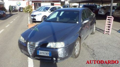ALFA ROMEO 166 2.4 JTD M-JET 20V cat Progression
