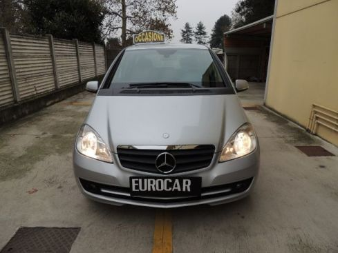 MERCEDES-BENZ A 160 BlueEFFICIENCY Special Edition Spo