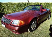 MERCEDES-BENZ SL 300 -24 R129