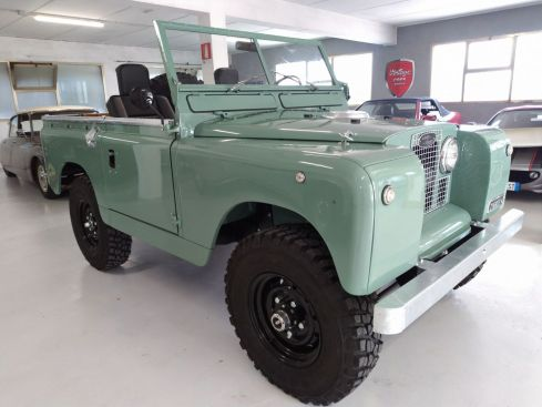 "LAND ROVER Series 2A 88"","