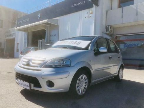 CITROEN C3 1.1 GPL airdream Exclusive