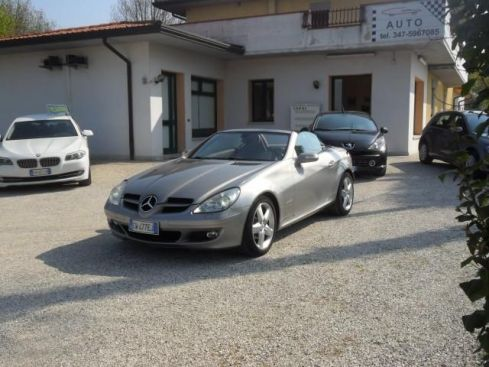 MERCEDES-BENZ SLK 230 200 Kompressor cat