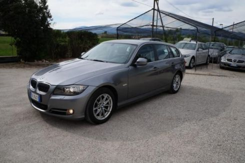 BMW 320 320d EfficientDynamics