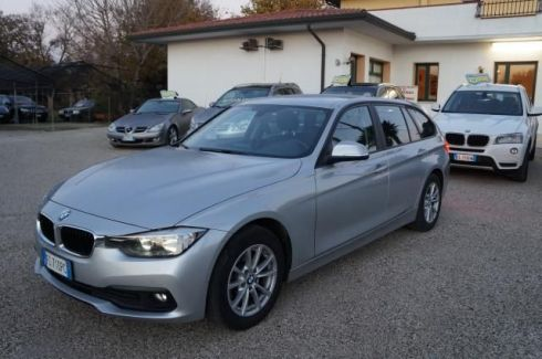BMW 316 316d Touring Business Advantage aut.