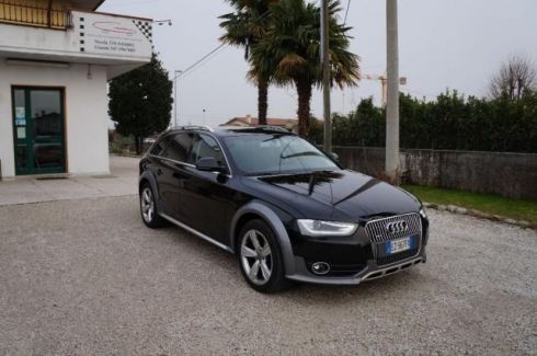 AUDI A4 Allroad 2.0 TDI 190 CV cl.d. S.tr. Business