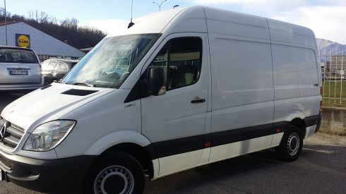 MERCEDES-BENZ Sprinter F37/33 313CDI TN ONE EDITION COIBENTATO no ATP