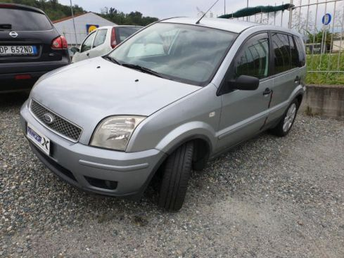 FORD Fusion 1.6 TDCi 5p. Collection