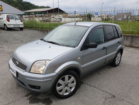 FORD Fusion 1.6 TDCI 5P COLLECTION