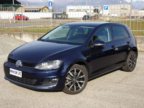 VOLKSWAGEN Golf 1.6 HIGHLINE LOUNGE BLUEMOTION TECHNOLOGY
