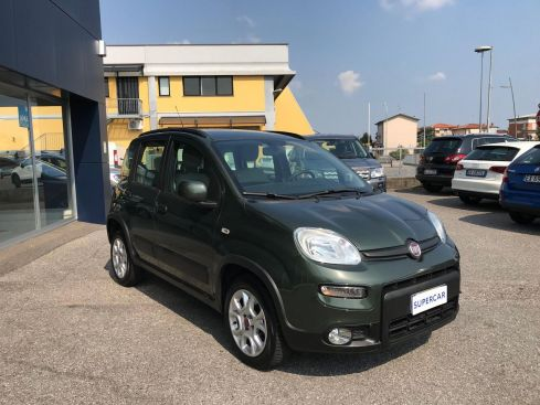 FIAT Panda 0.9 TwinAir Turbo Natural Power Tr