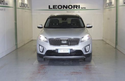 KIA Sorento 2.2 CRDi AWD Feel Rebel
