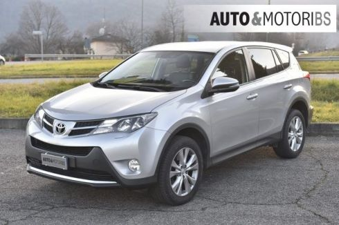 TOYOTA RAV 4 RAV4 2.2 D-CAT A/T AWD 20th ANNIVERSARY