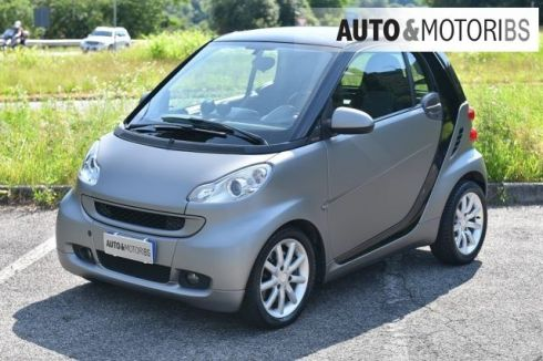 SMART ForTwo 1000 52 kW MHD coupé pulse *NEOPATENTATI*